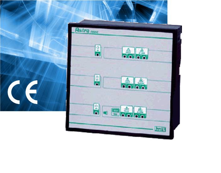 Блок управления и сигнализации (БУС) ASTRA B20-AS2C/AS4C/AS6C