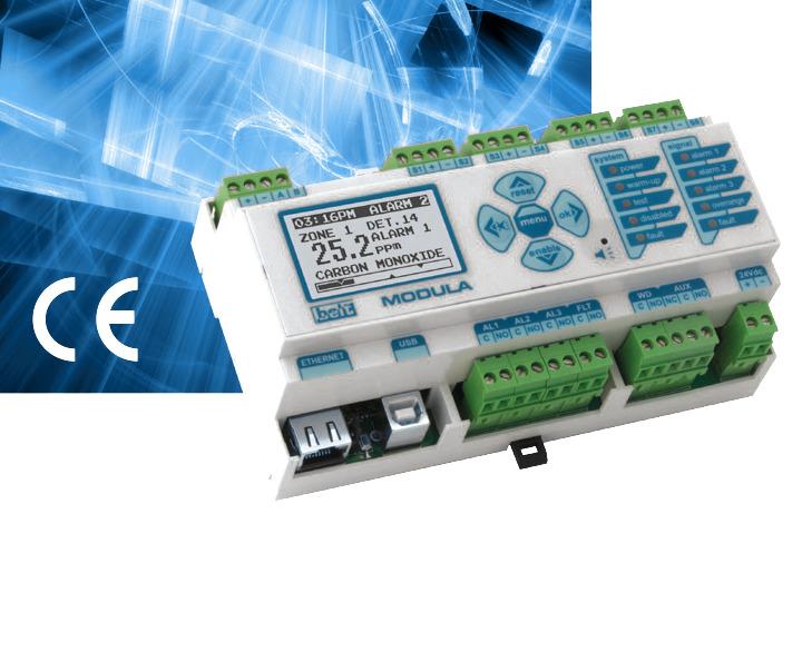 Блоки управления и сигнализации (БУС) MODULA 8 B30-MODULA8