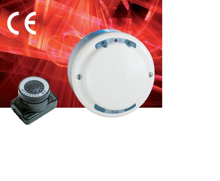 Датчик газа WPD с аналоговым выходом (4-20 mА) на угарный газ (CO)