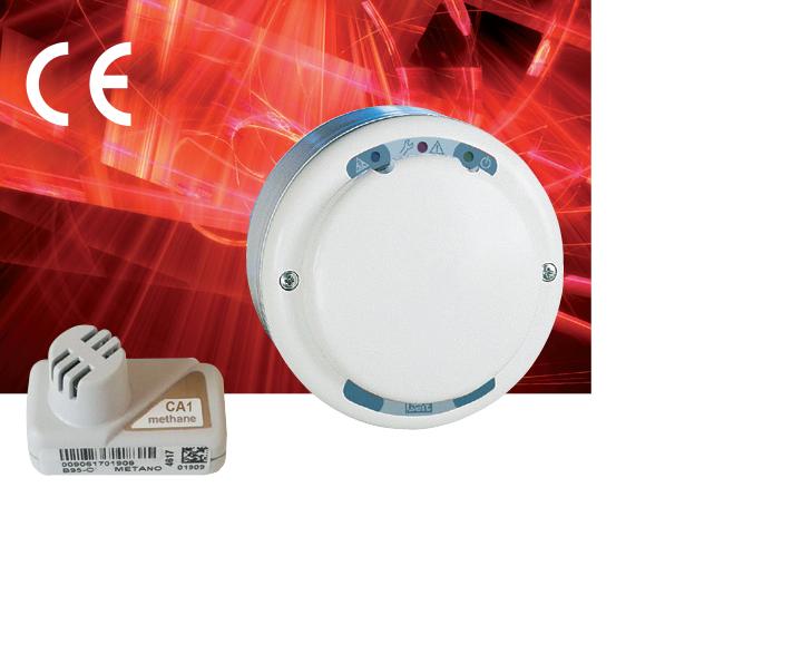Датчик газа WPDS с выходом RS485 / 4-20 mA на горючие газы
