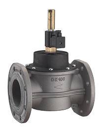 Электромагнитные клапаны GAS GAS N.C. (нормально закрытые) 550 мБар (DN65-DN150)