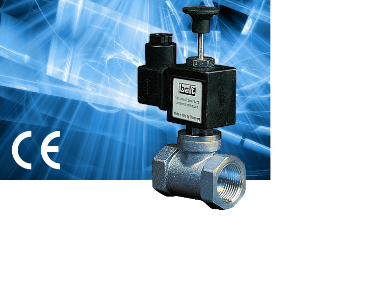 Электромагнитные клапаны серии 400RM/500RM