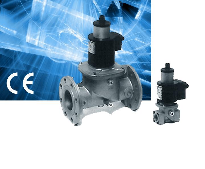 Автоматические электромагнитные клапаны BEV-L