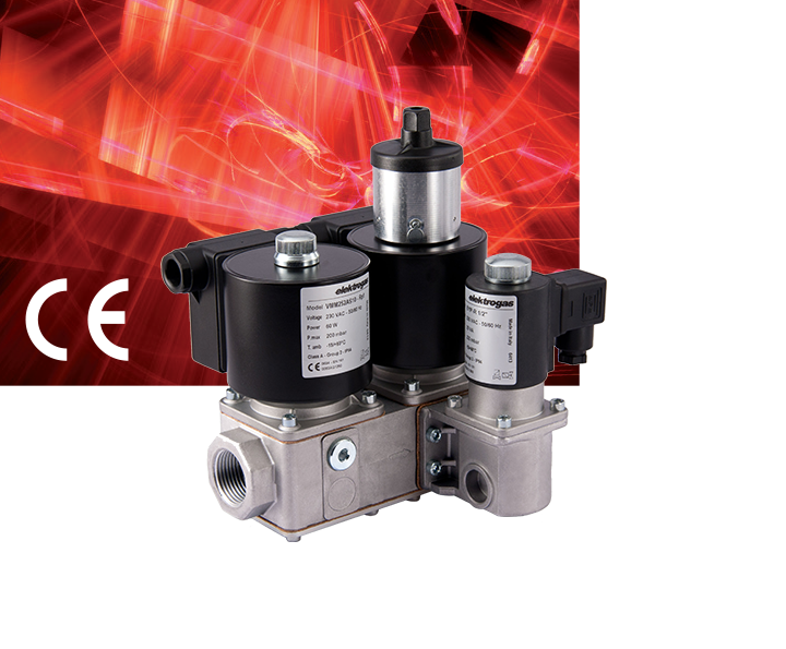 Двойные электромагнитные клапаны BEV-M