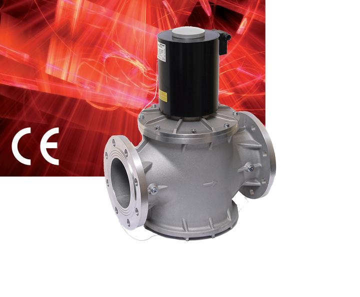 Автоматические электромагнитные клапаны BEV-R