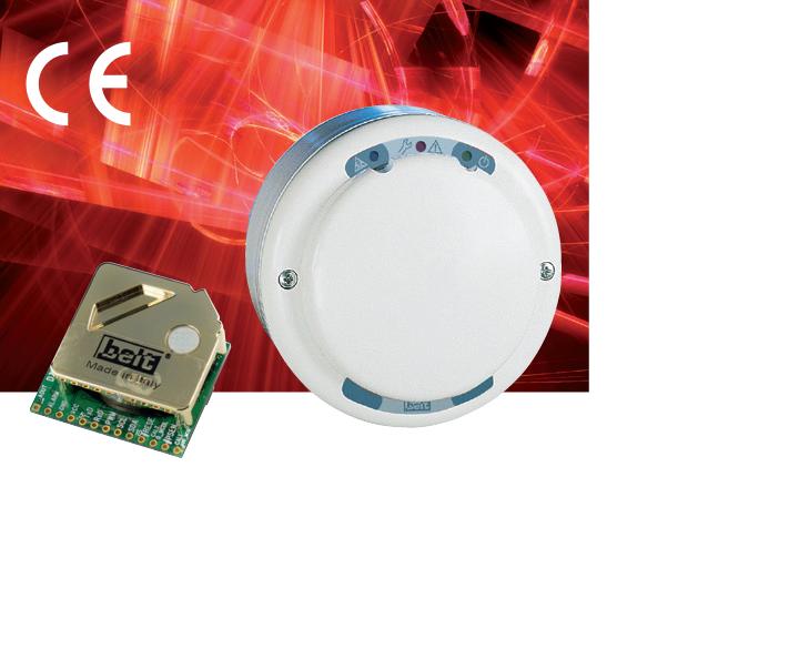 Датчик газа WPDS с выходом RS485 / 4-20 mA на углекислый газ CO2